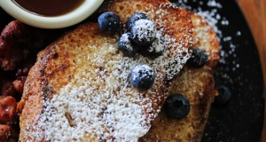 Sugar-crusted Vanilla Bean & Cinnamon French Toast