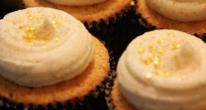 Vicious Vanilla Bean Cupcakes