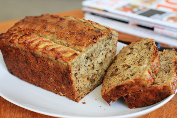 The Ultimate Banana Bread