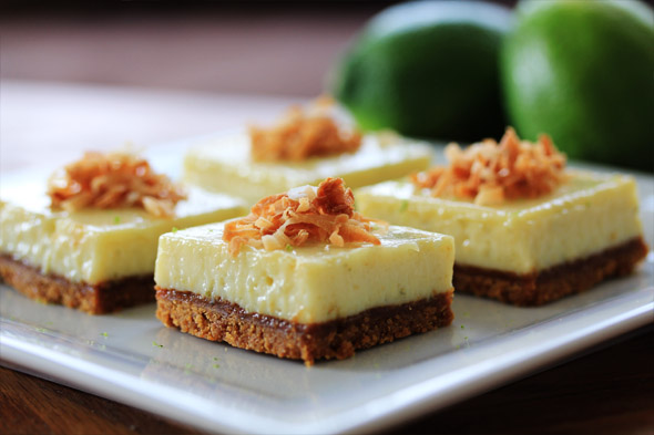 Key Lime Bars | CarnalDish