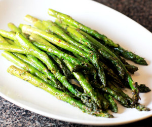 Quick and Easy Asparagus