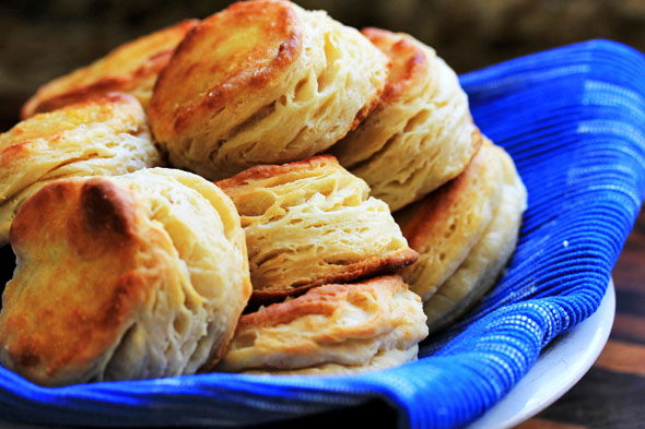 Enjoy and say goodbye to canned biscuits forever.