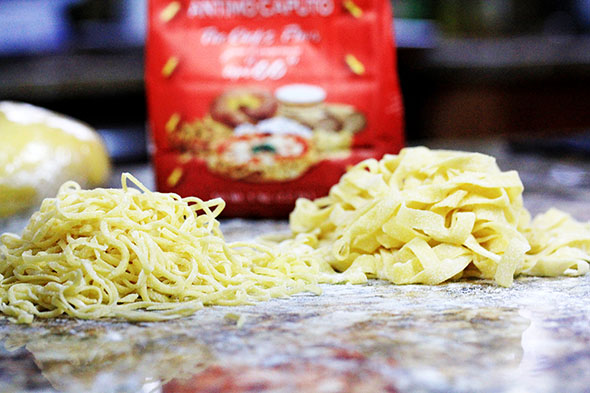 How to Make Fool-Proof Fresh Pasta