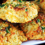 Garlic & Herb Cheddar Bae Biscuits