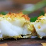 Crispy Oven-Baked Cod