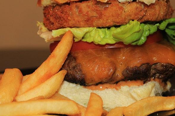 """The Making of a """"Big Meech Burger"""""""