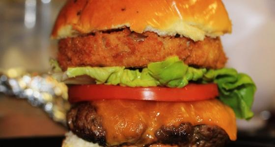 """The """"Big Meech"""" Burger"""