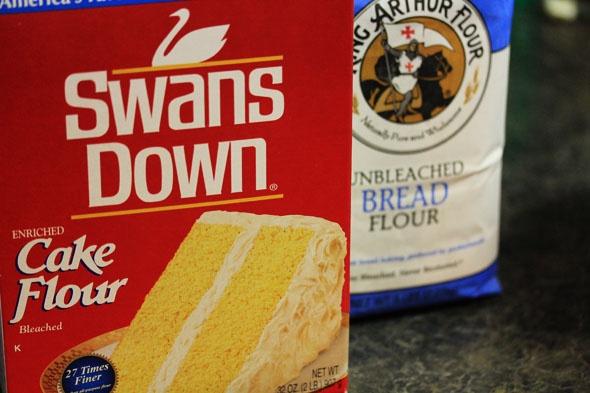 Cake Flour & Bread Flour