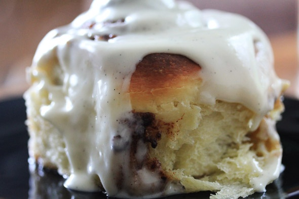 The Ultimate Sinful Cinnamon Rolls