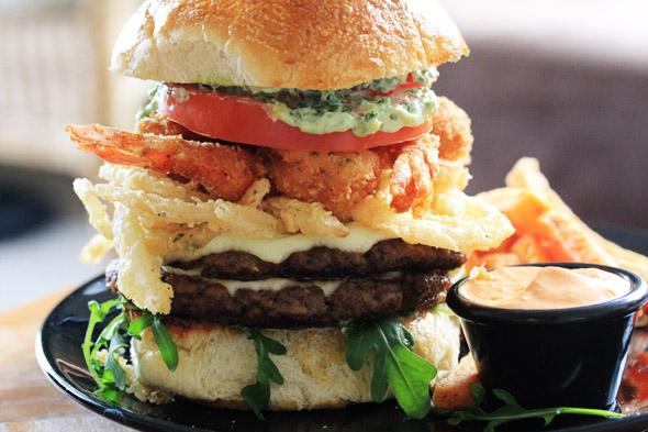 "The Big KRIT ""KING"" Burger"