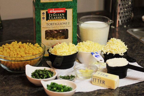 Grown-Up Macaroni & Cheese