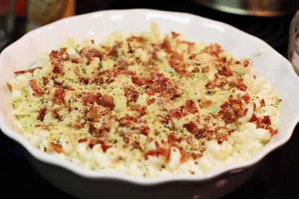 Grown-Up Macaroni & Cheese