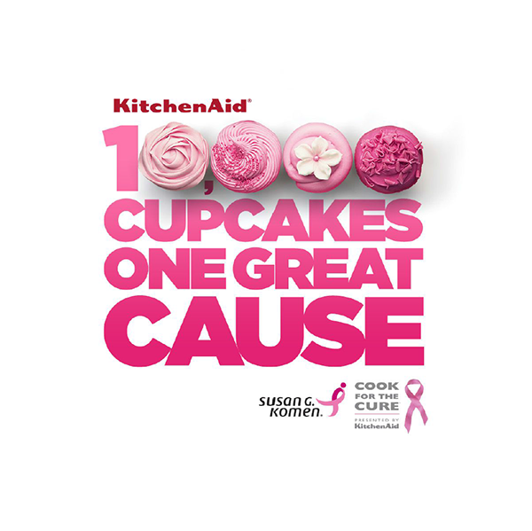 Cook for the Cure! Fight Breast Cancer with KitchenAid