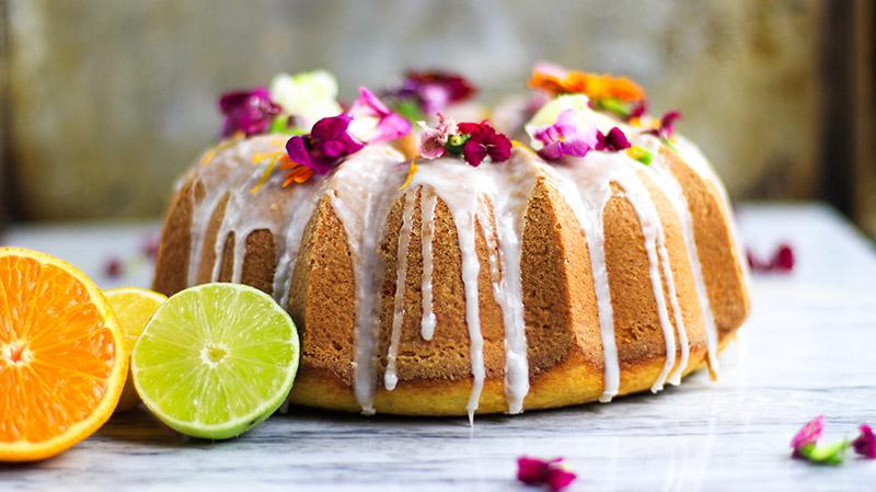 Citrus Bundt Cake