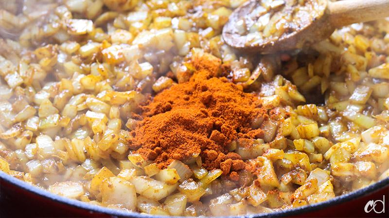 The Best Chicken Tikka Masala
