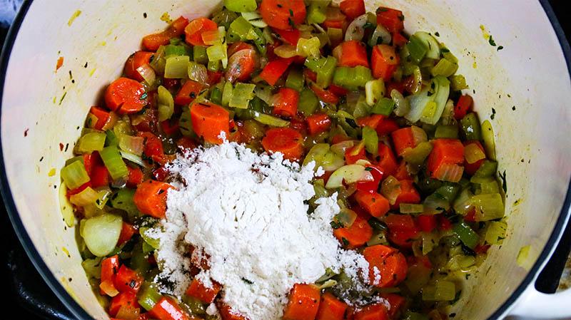 Creamy Chicken Tortellini Soup 11