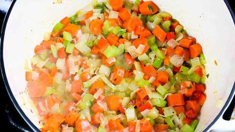 Creamy Chicken Tortellini Soup 8