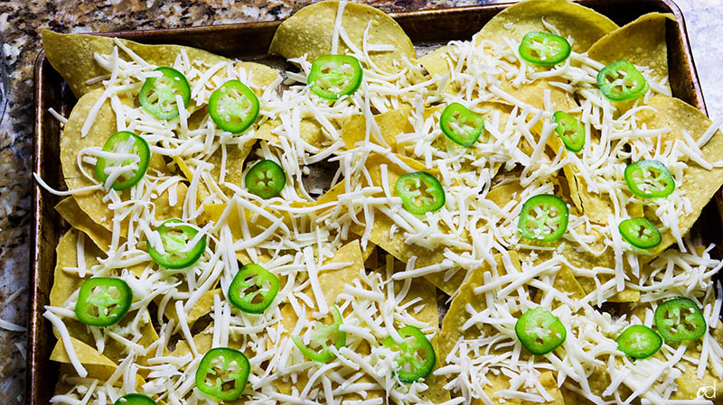 Loaded Steak Sheetpan Nachos10
