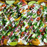 Loaded Steak Sheetpan Nachos19