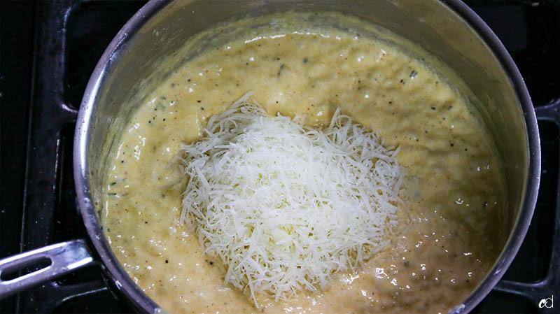 Cauliflower Mac And Cheese 19
