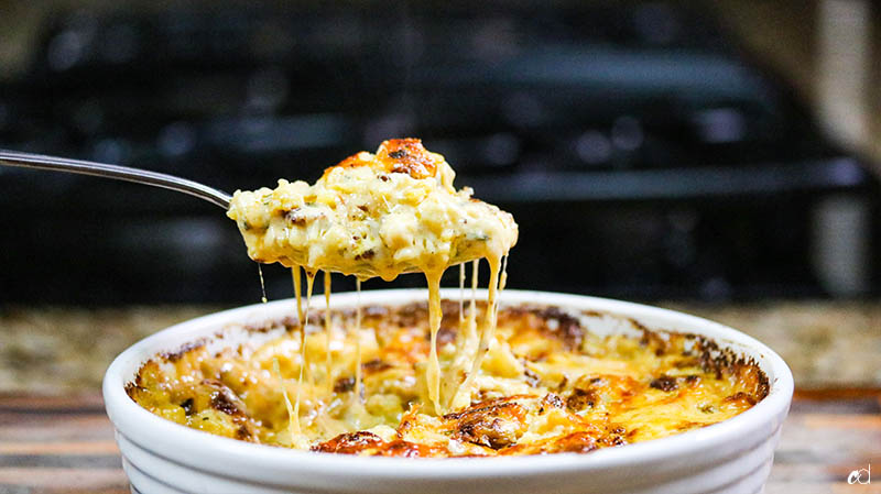 Cauliflower Mac And Cheese 35