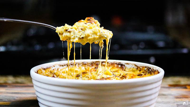 Cauliflower Mac And Cheese 36