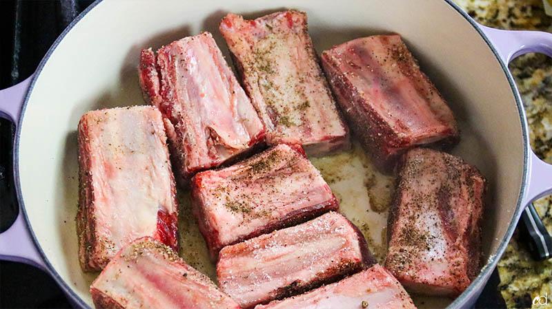 Creamy Beef Short Rib Marsala 4