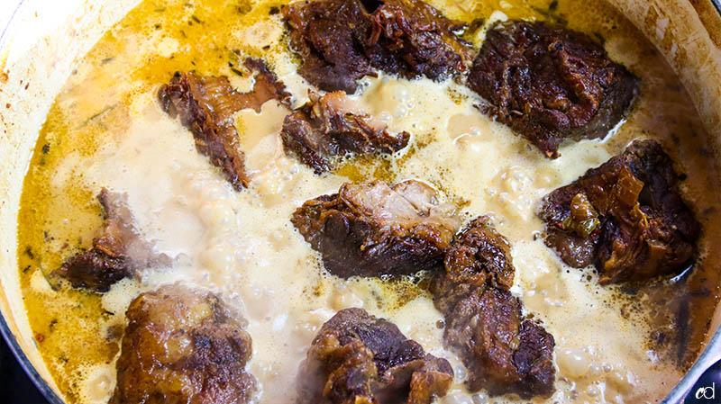 Creamy Beef Short Rib Marsala 54