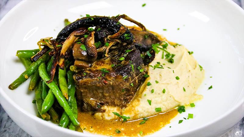 Creamy Beef Short Rib Marsala 58