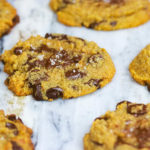 Keto Brown Butter Chocolate Chip Cookies 2