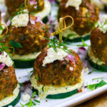 Spicy Lamb Meatballs 1