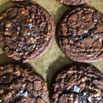 Double Chocolate Chunk Cookies - Death By Chocolate Cookies