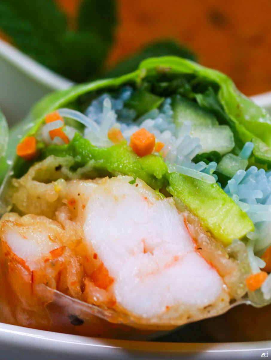 Shrimp Tempura Summer Rolls 4