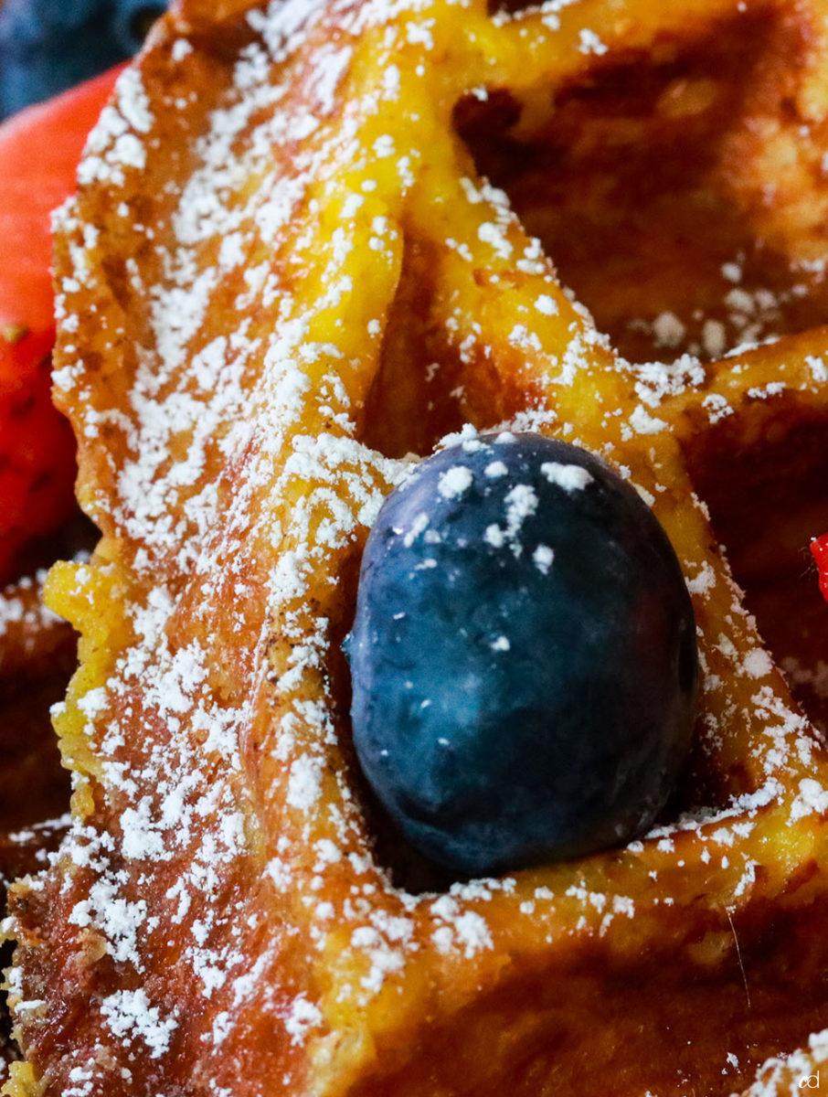 French Toast Waffles 3