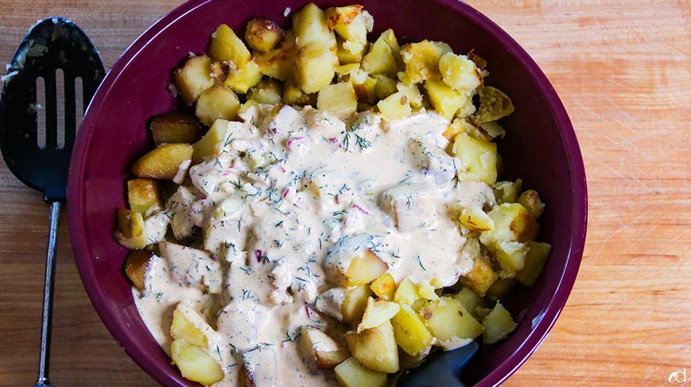 Smoked Potato Salad 8